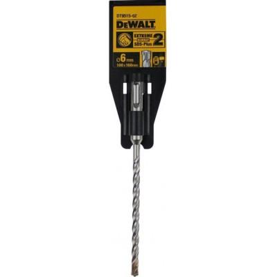 Foret béton SDS-PLUS EXTREME2 - 6 x 160 x 100 mm - DEWALT | DT9515